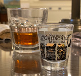 """Breakthrough"" Shot glasses"
