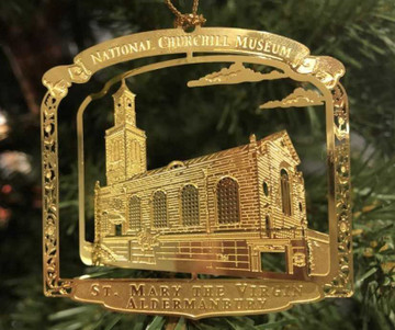 Church of St.Mary, The Virgin, Aldermanbury Ornament
