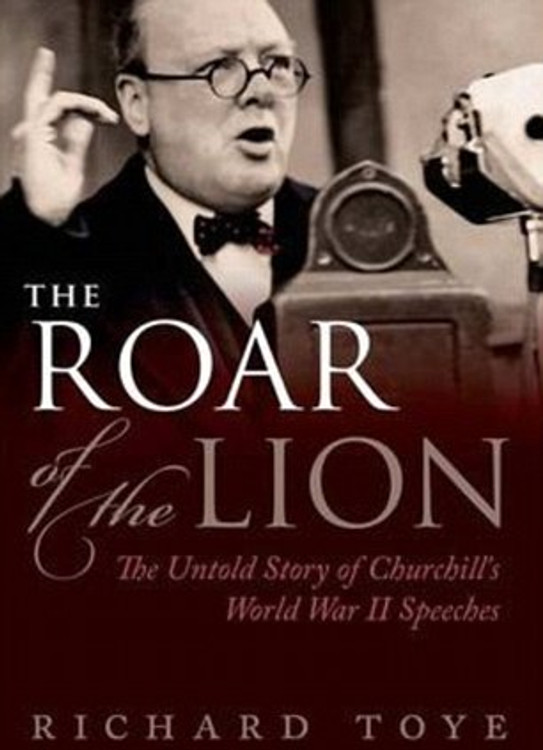 Roar of the Lion (Signed) By Richard Toye