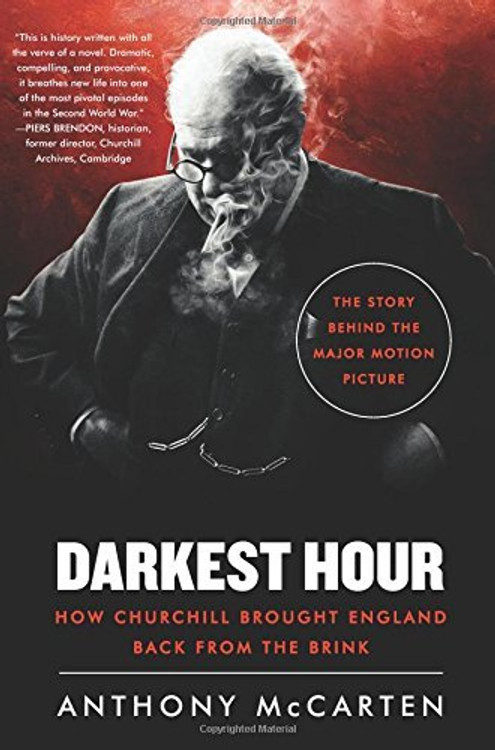 Darkest Hour by Anthony McCarten