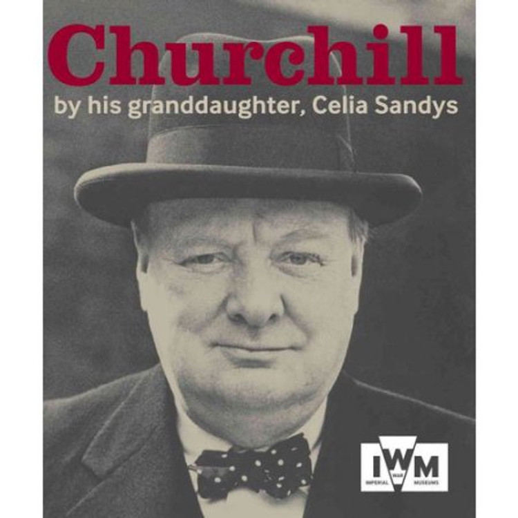 Churchill by Celia Sandys