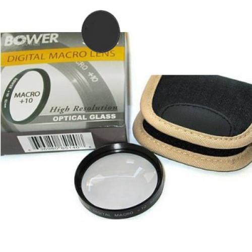 Bower Macro+10 Size 55mm Black FCC58
