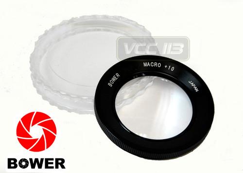 BOWER MACRO+10 Size 58MM BLACK FCC58 +10
