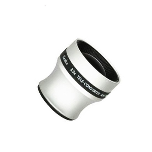 Kenko KAT-300PRO 3x Telephoto Lens for Cameras with a 28mm 30mm or 30.5mm Mounting Thread