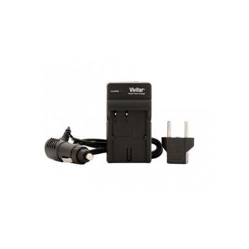 Vivitar Rapid Charger for Sony NP-FV50/70/100  NP-FH50/70/100  NP-FP50/70/100