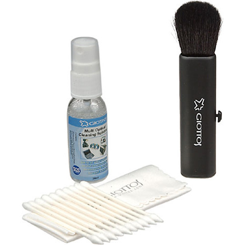 Giottos KIT-1011 Small Cleaning Kit (Black)