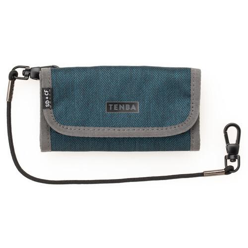 Tenba Tools Reload SD & CF Card Wallet (Blue) (636-637)