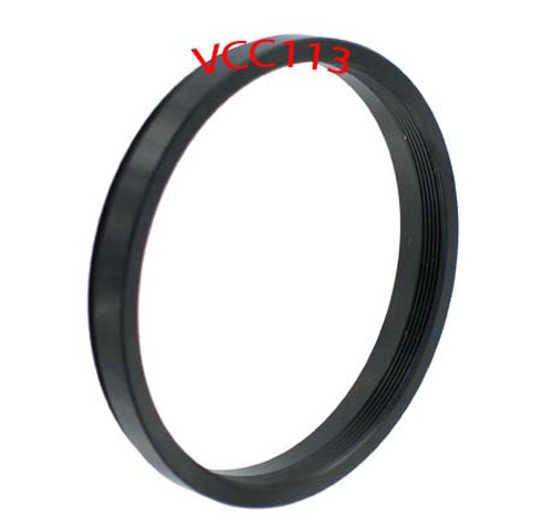 43mm to 37mm Step-Down Ring Adapter Black For 43mm Lens 37mm Filter/Accessories