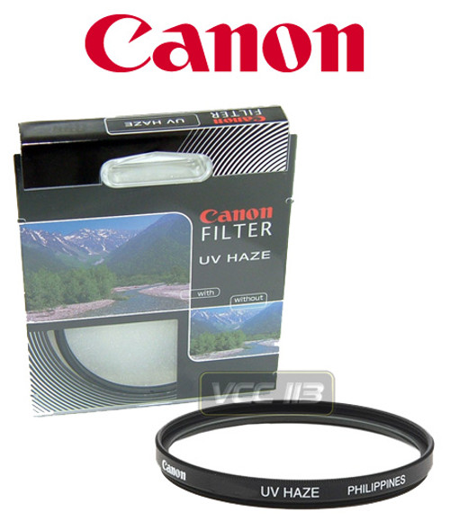 Canon 72mm UV Haze Filter