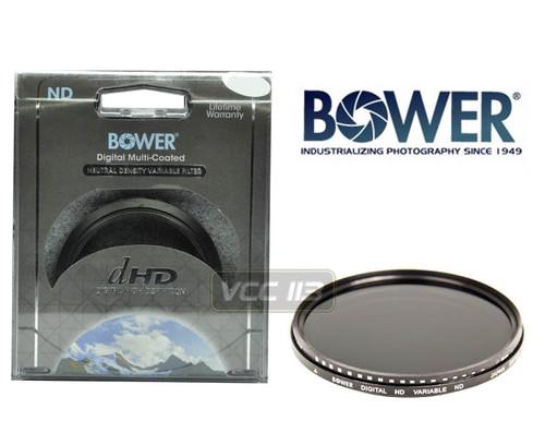 Bower FN58 Variable Neutral Density Filter 58 mm (Black)