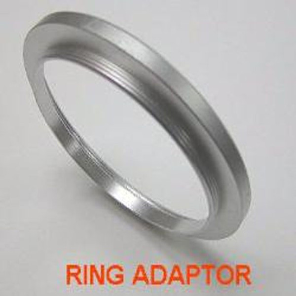 28mm to 30mm Step-Up Ring Adapter Silver For 28mm Lens 30mm Filter/Accessories