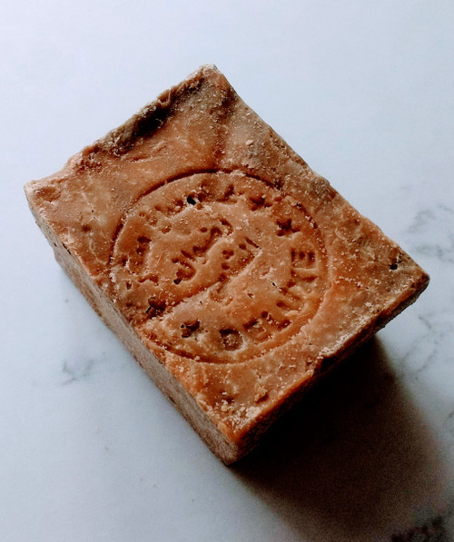 Aleppo Soap Bar 20% Bay Laurel Oil 200g - Your skin's best friend!