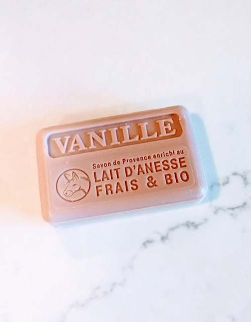 100g Bio Lait D'Anesse French Soap - Vanilla - anti ageing & regenerating
