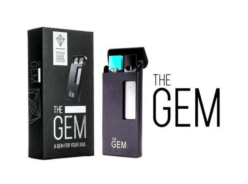 The GEM - Power Bank for JUUL