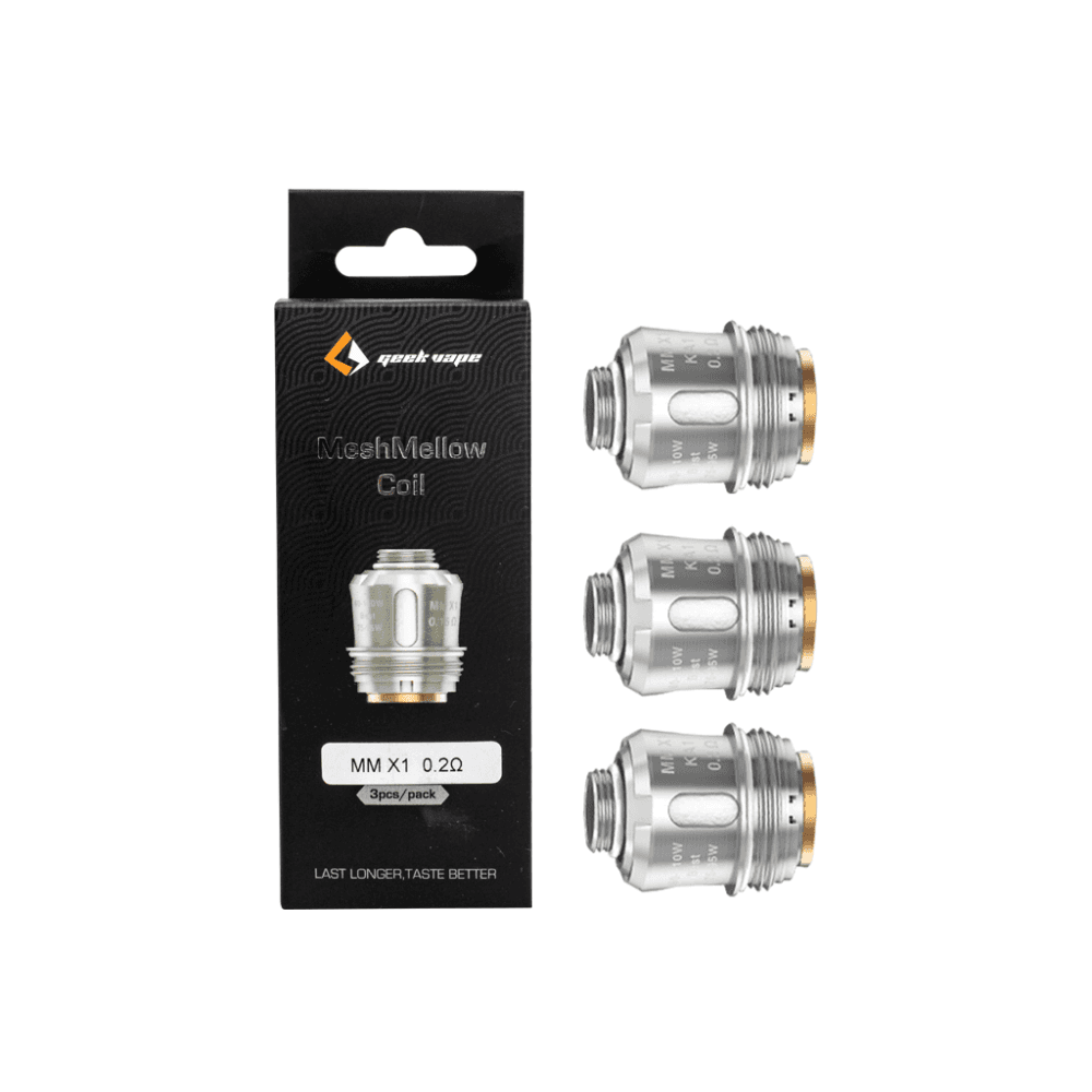 GeekVape Meshmellow Replacement Coils (3 Pack)