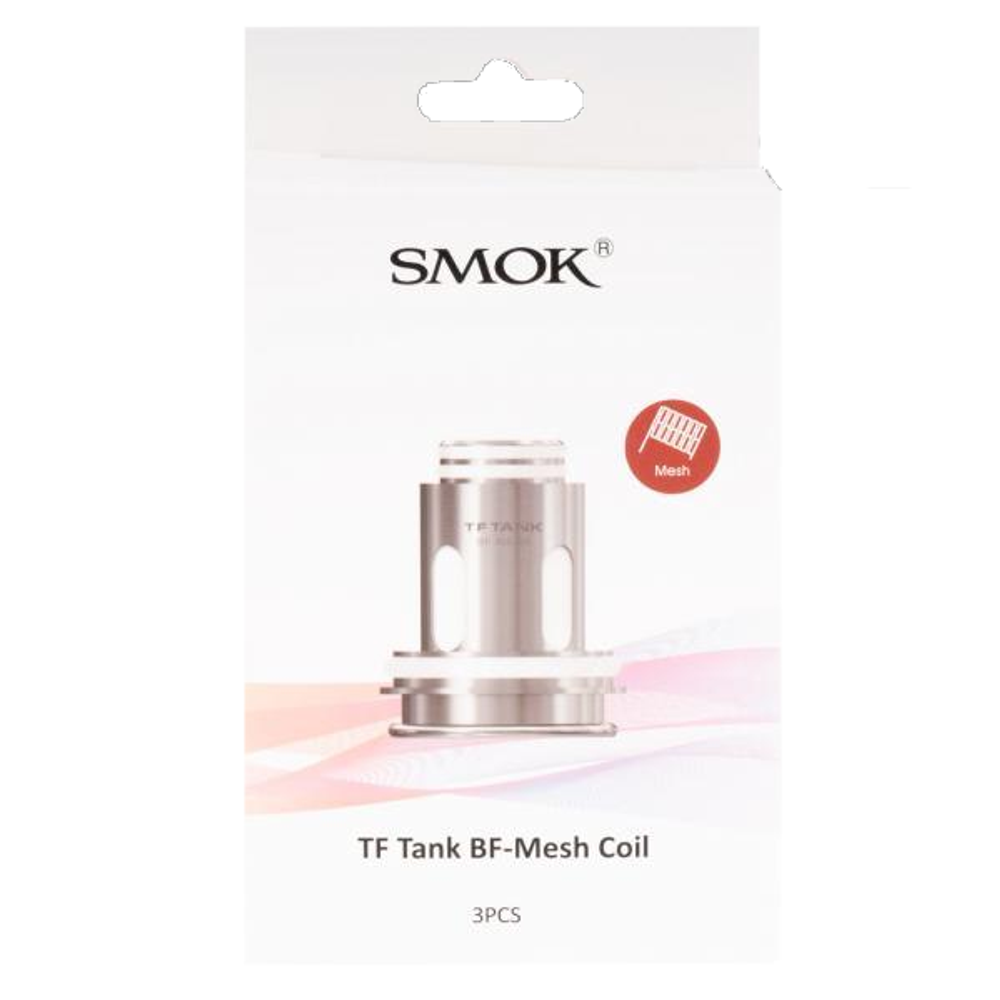 TF BF Mesh Replacement Coil (3 Pack) for Morph Kit by SMOK