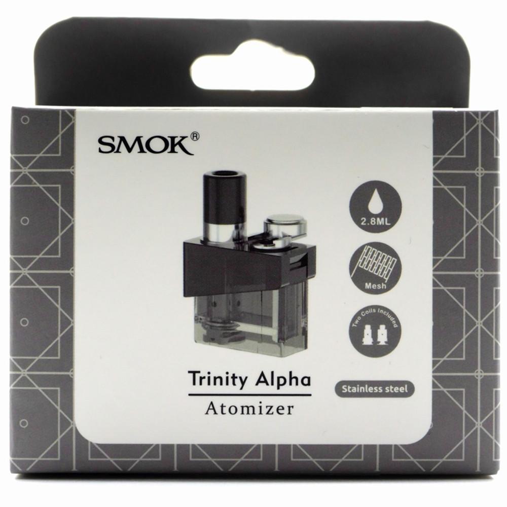 SMOK Trinity Alpha Replacement Pod