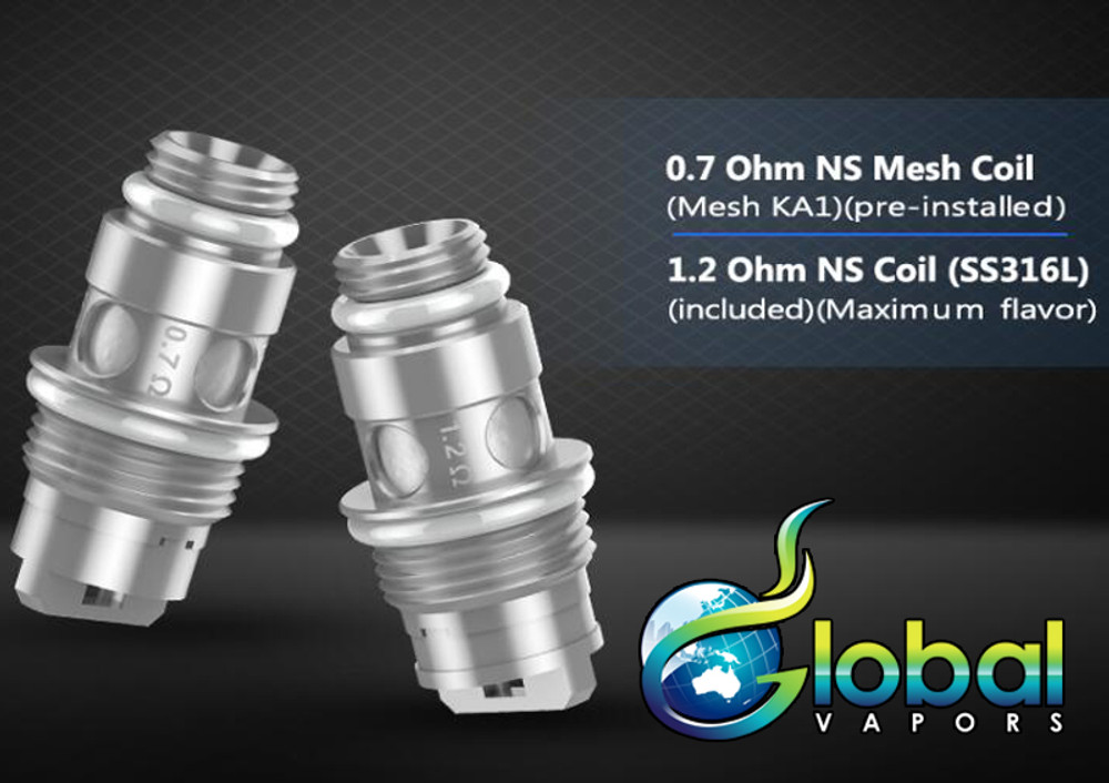 Geekvape NS Replacement Coils (Frenzy Compatible)