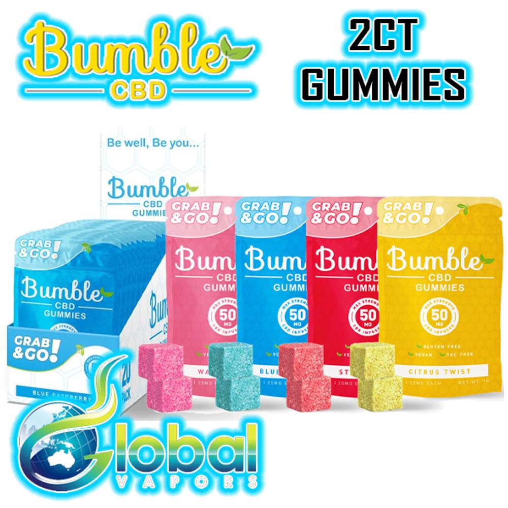 Bumble Gummies - Grab & Go - 50MG