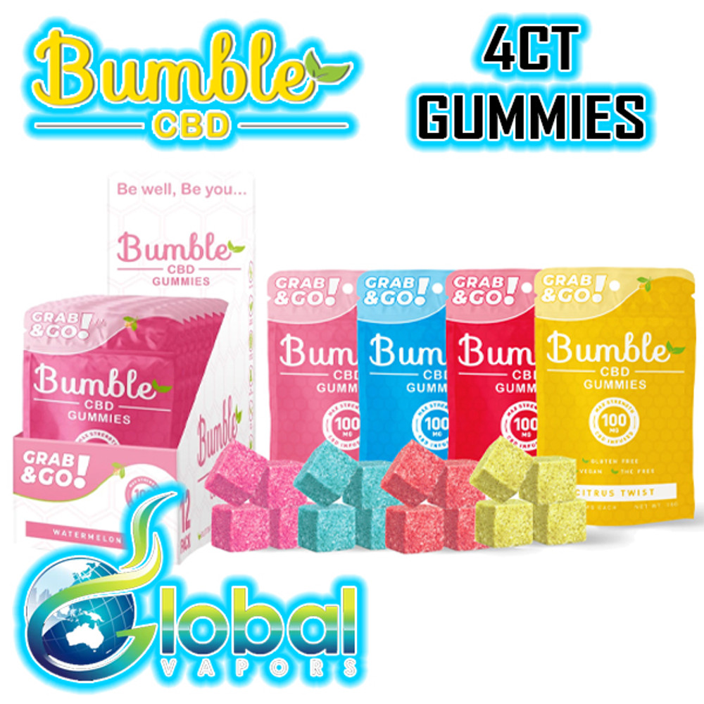 Bumble Gummies - Grab & Go - 100MG
