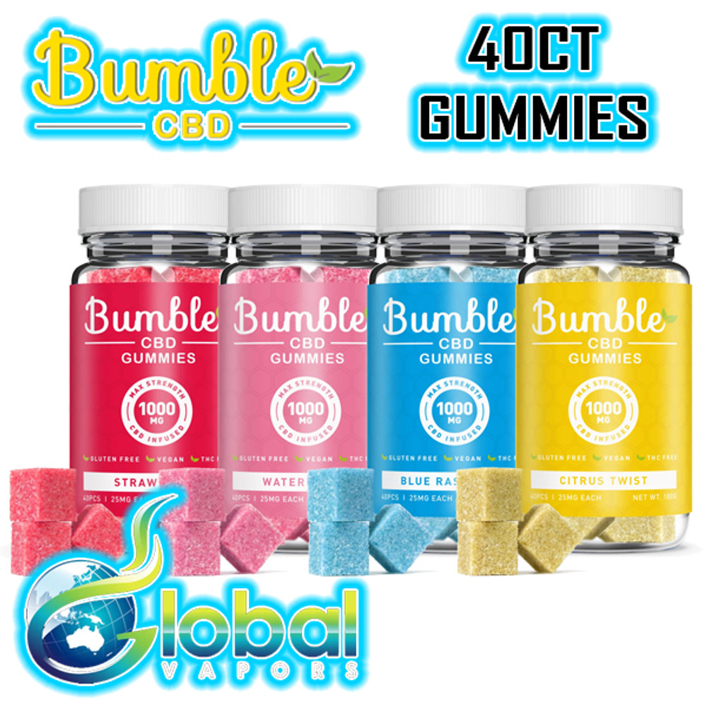 Bumble Gummies 40pc Jar - 1000MG