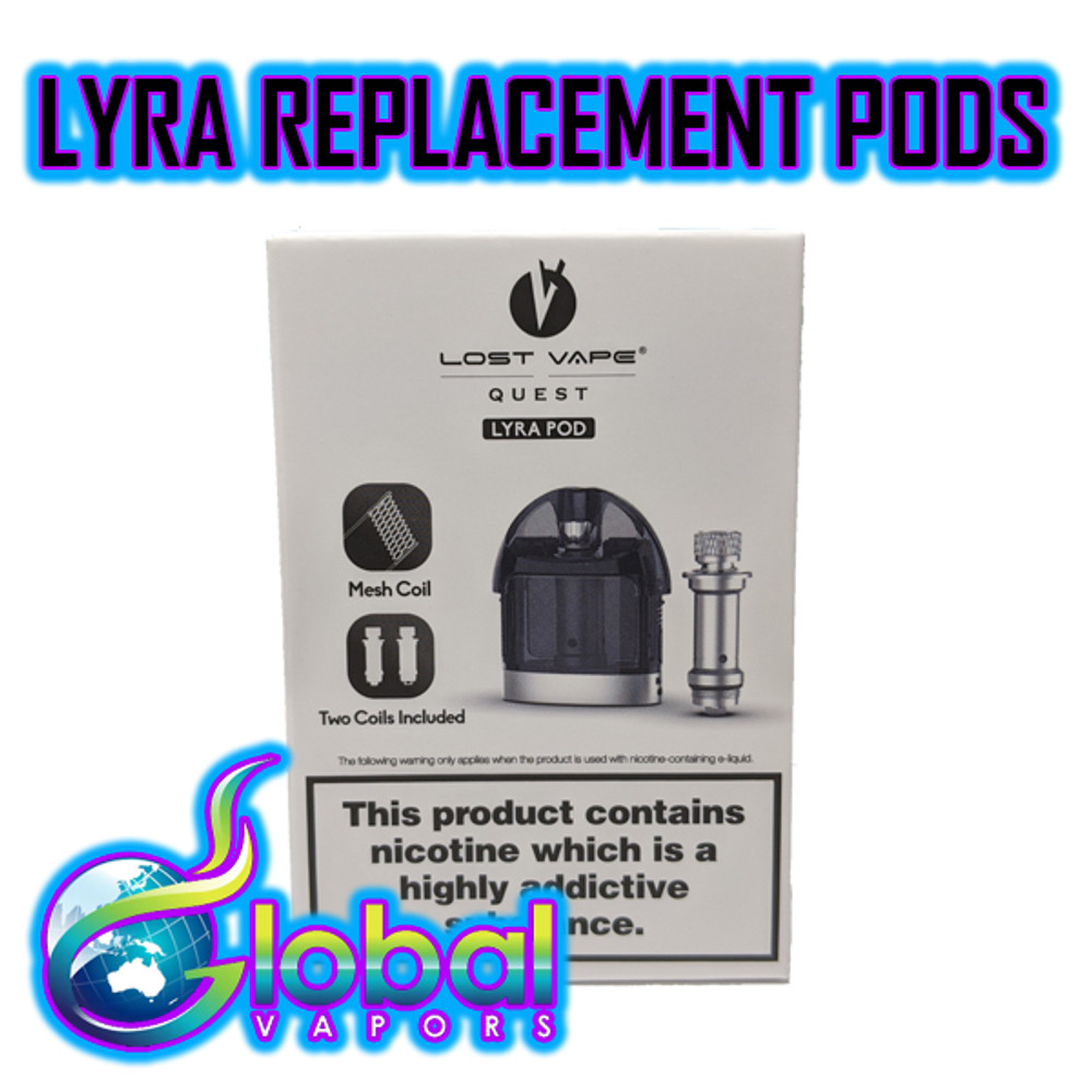 Lyra Replacement Pod By Lost Vape