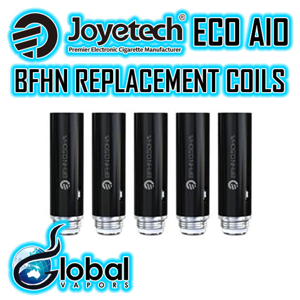 Joyetech BFHN 0.5ohm Replacement Coils 5pk (For ECO AIO)