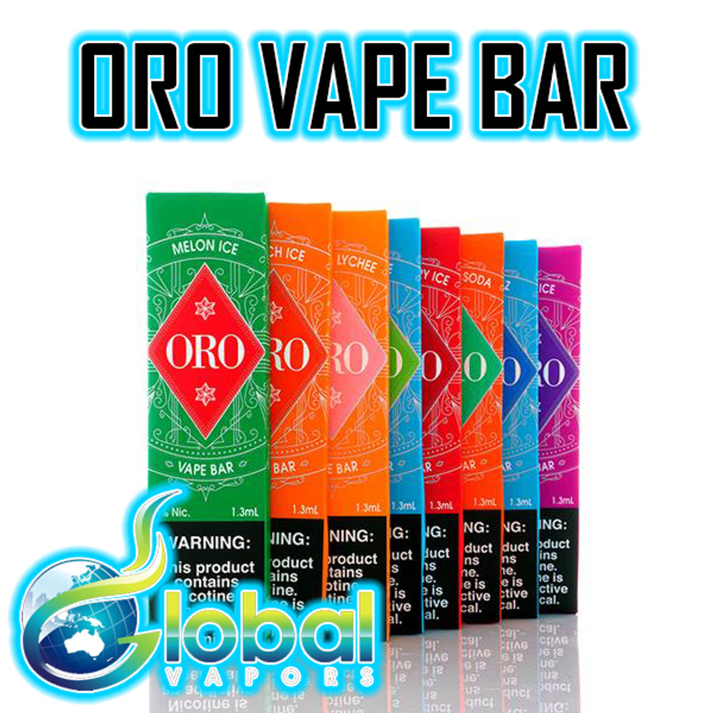 Oro Disposable Vape Bar