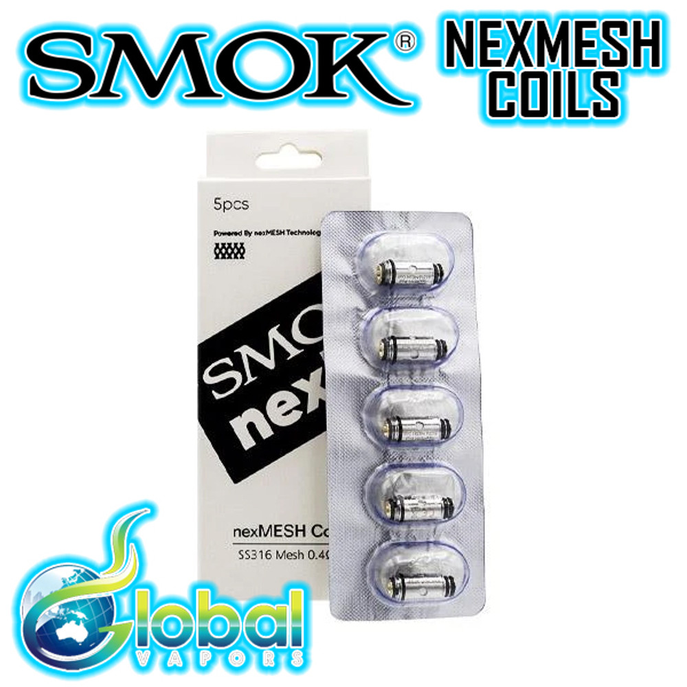 Smok Nexmesh Replacement Coils