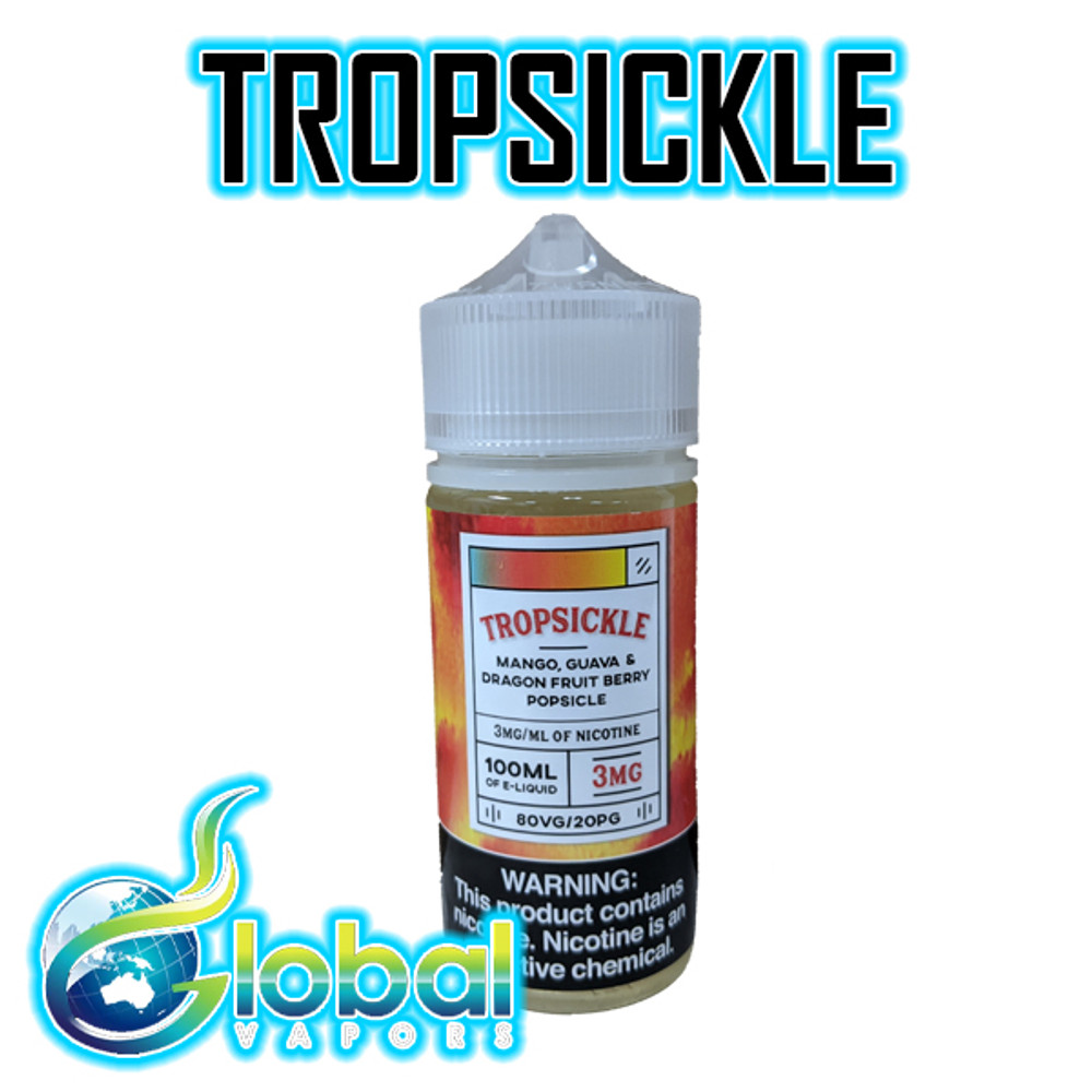 Tropsickle 100ml E-Liquid