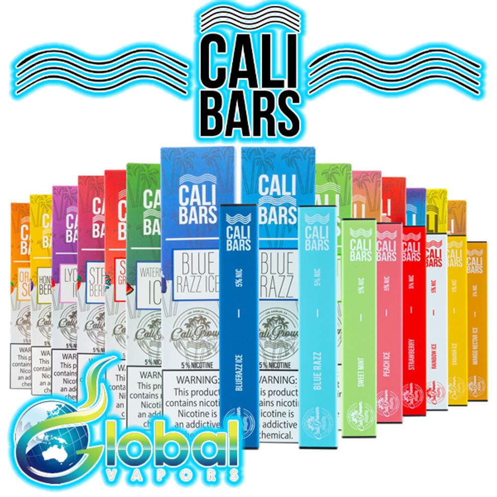 Cali Bars Disposable Vape Bar