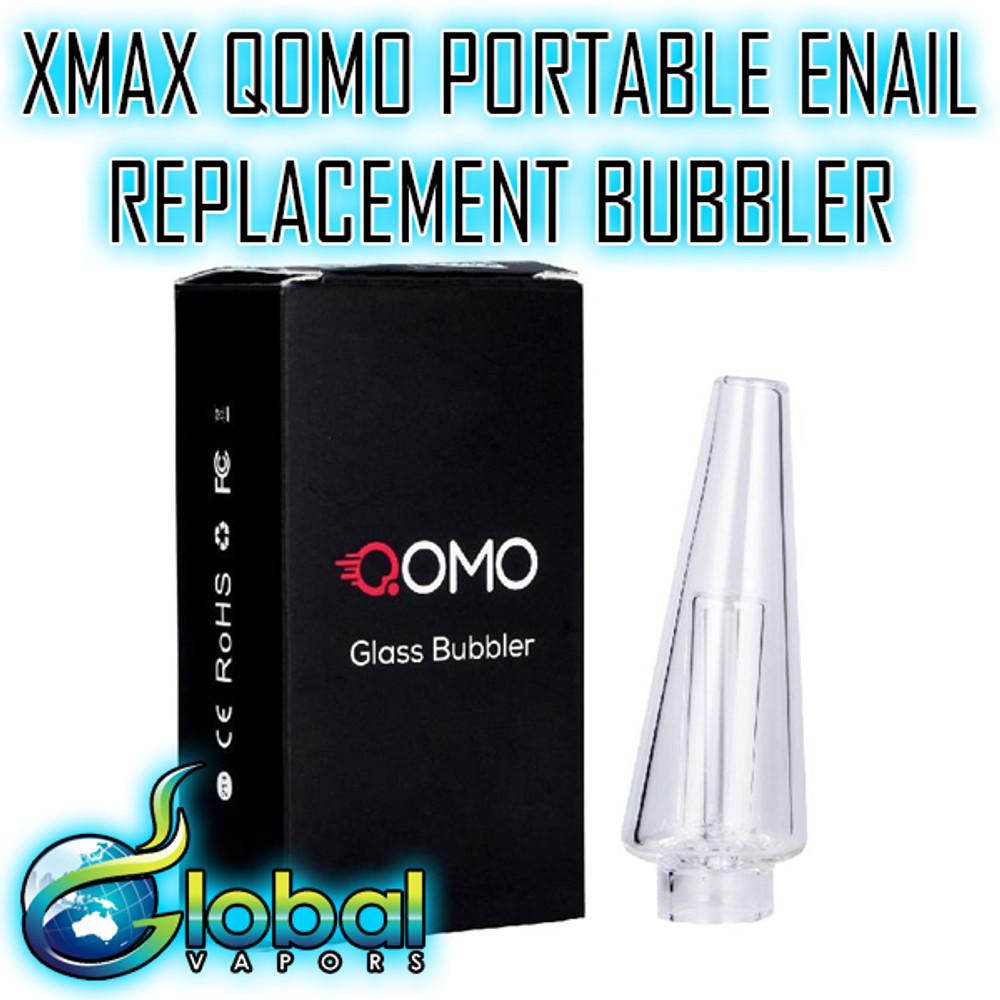 XMAX QOMO Replacement Bubbler