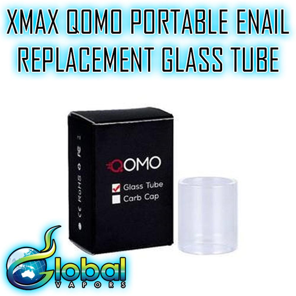XMAX QOMO Replacement Glass Tube