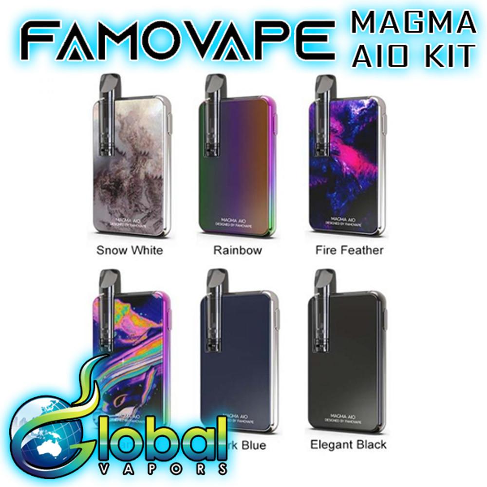 Famovape Magma AIO Kit