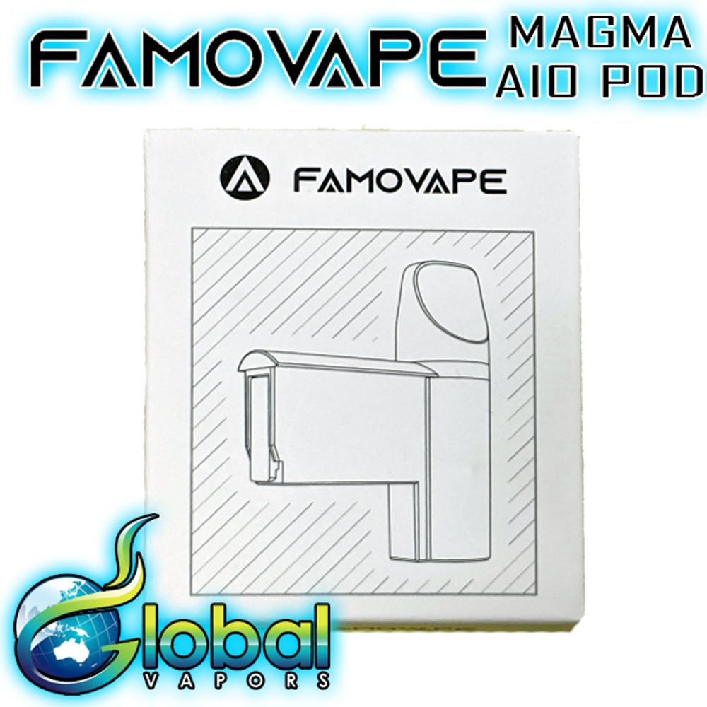 Famovape Magma AIO Pod