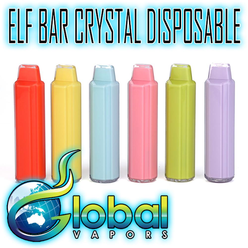 Elf Bar Crystal 2500 Disposable