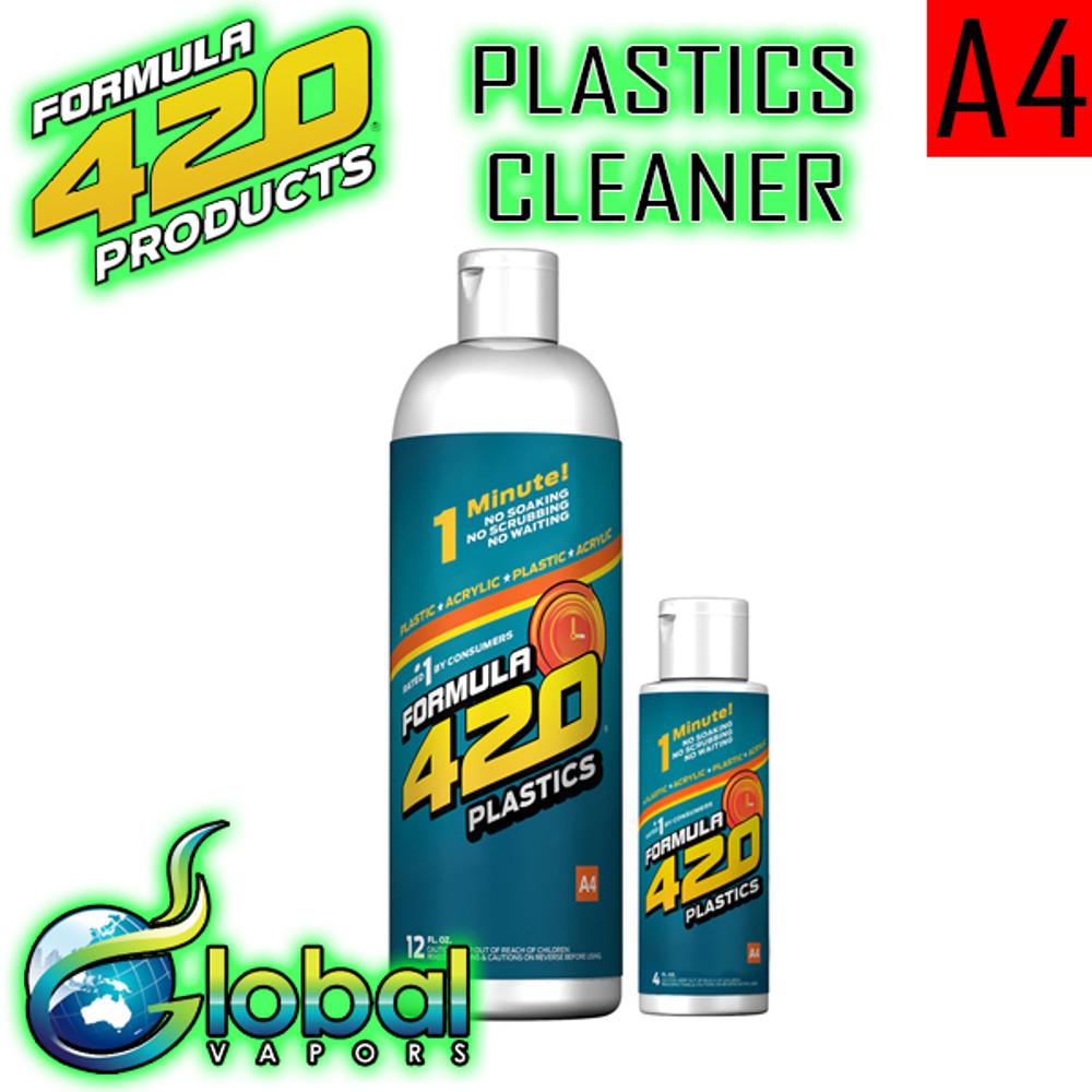 Formula 420 Plastics Cleaner - A4