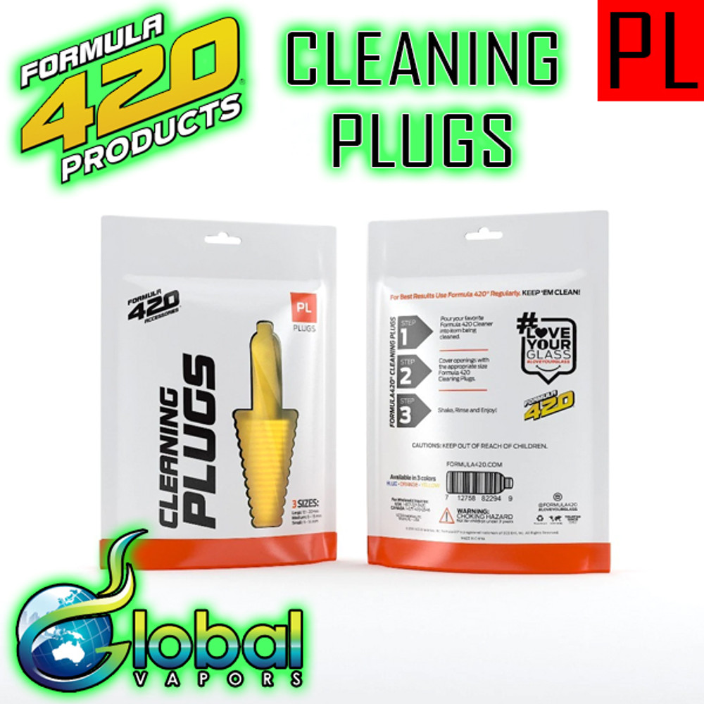 Formula 420 Cleaning Plugs - PL