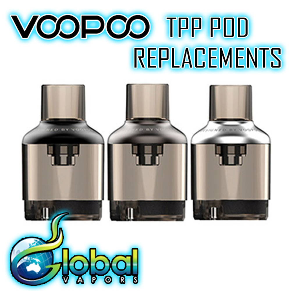 VooPoo TPP Replacement Pods