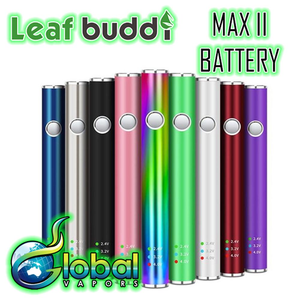 Leaf Buddi Max II  Battery