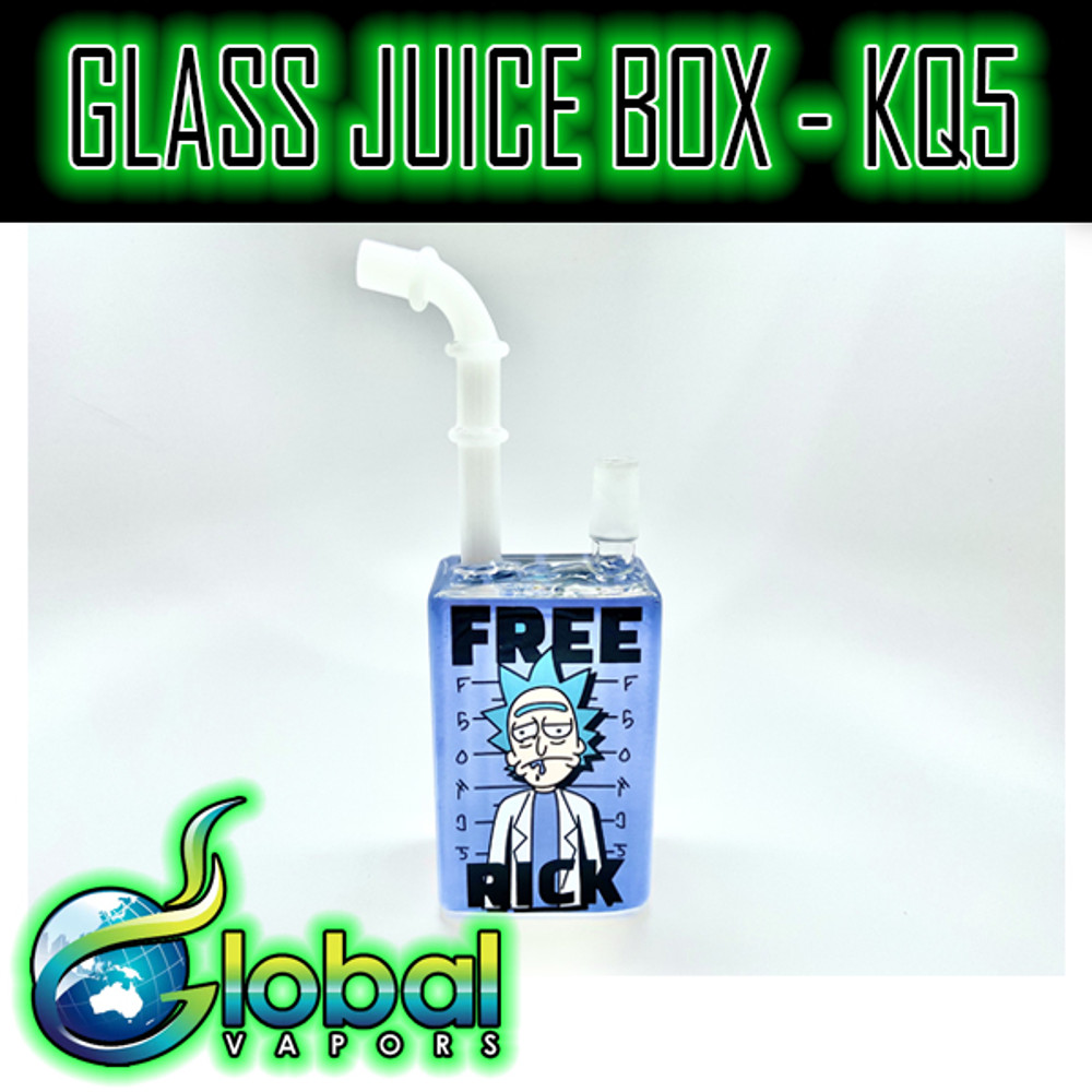Glass Juice Box  - KQ5