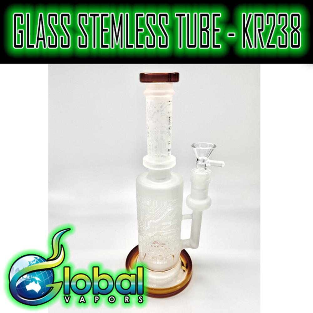 Glass Stemless Tube - KR238