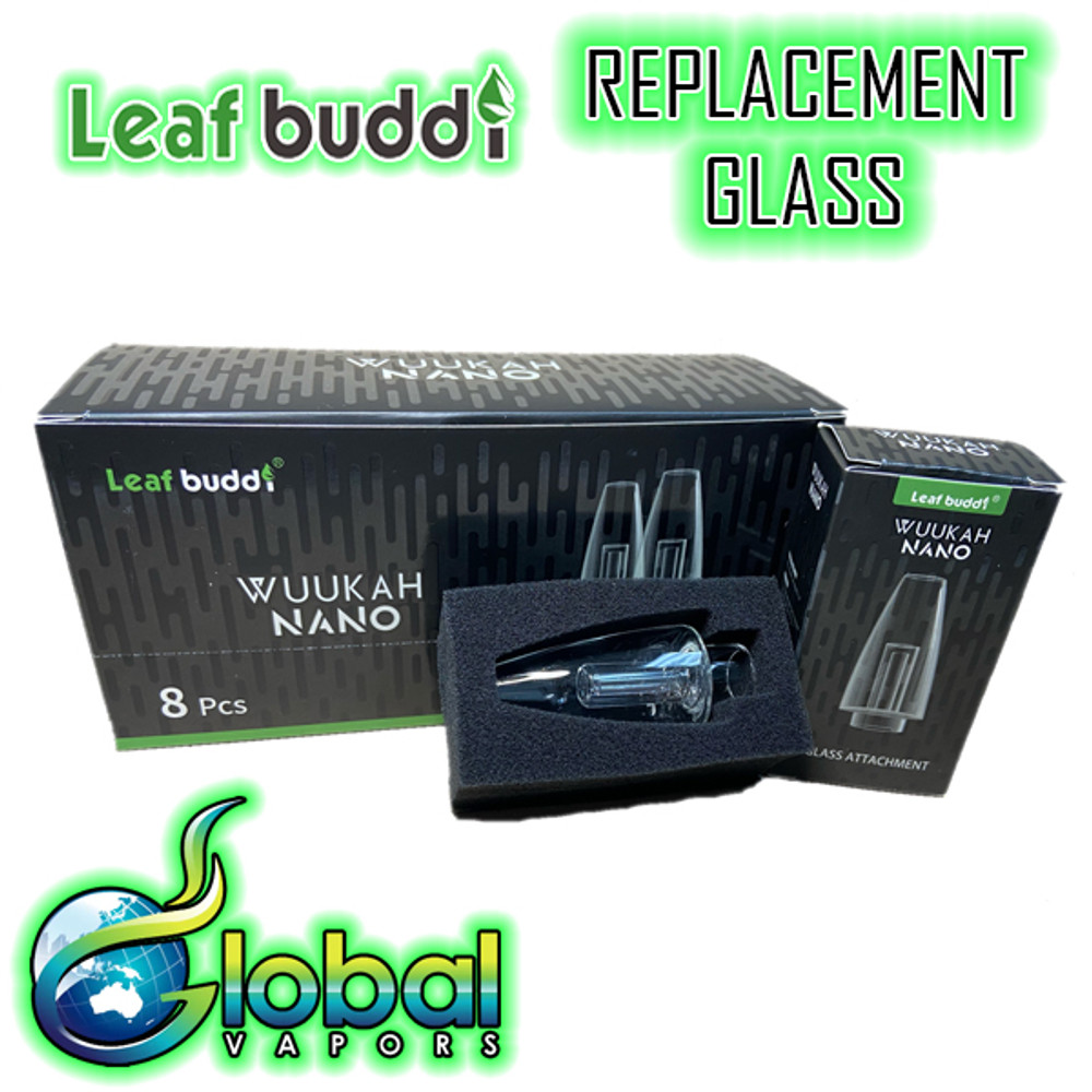 Leaf Buddi Wuukah Nano Replacement Glass