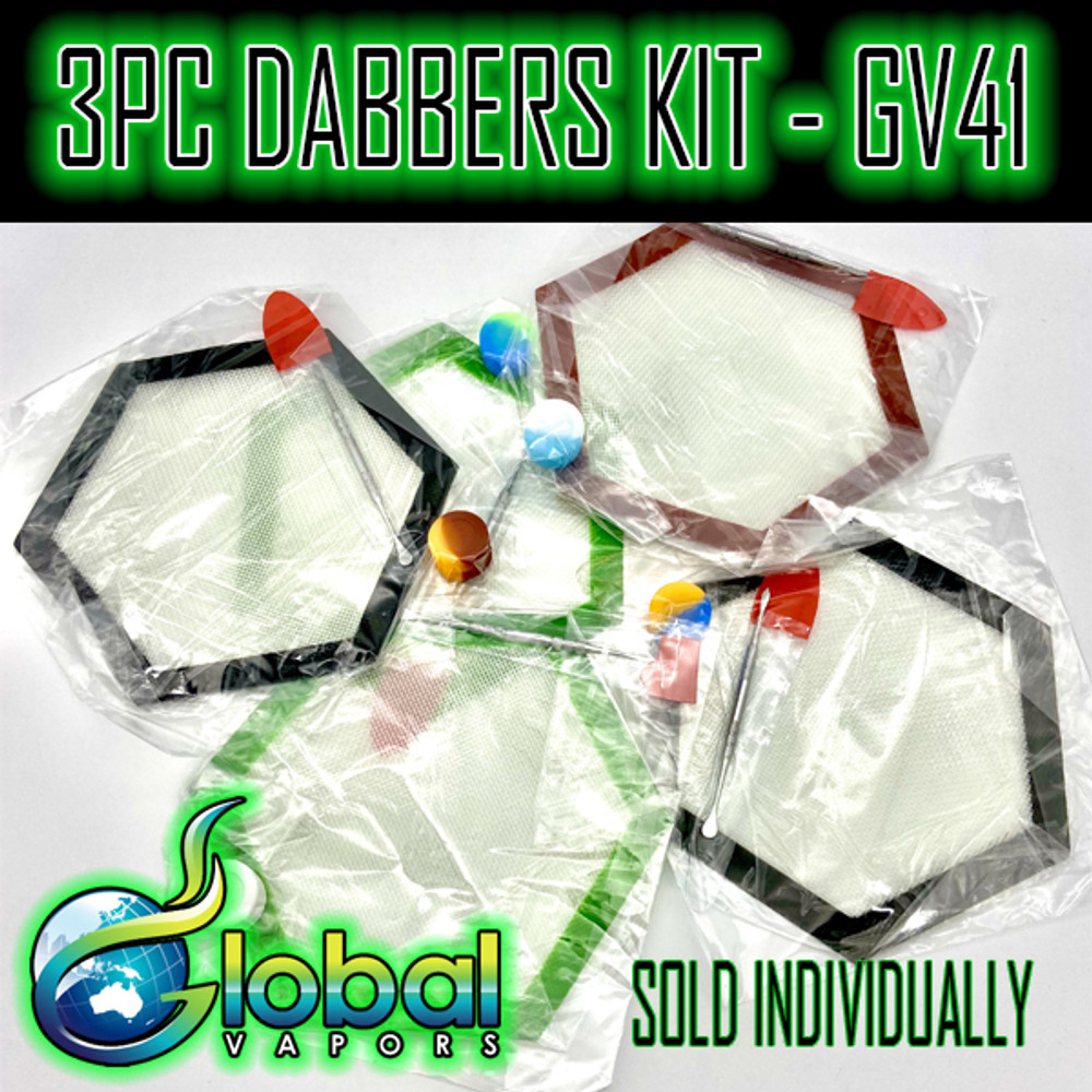 3pc Dabbers Kit - GV41