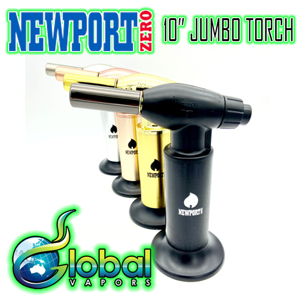 """Newport Zero 10"""" Jumbo Torch"""