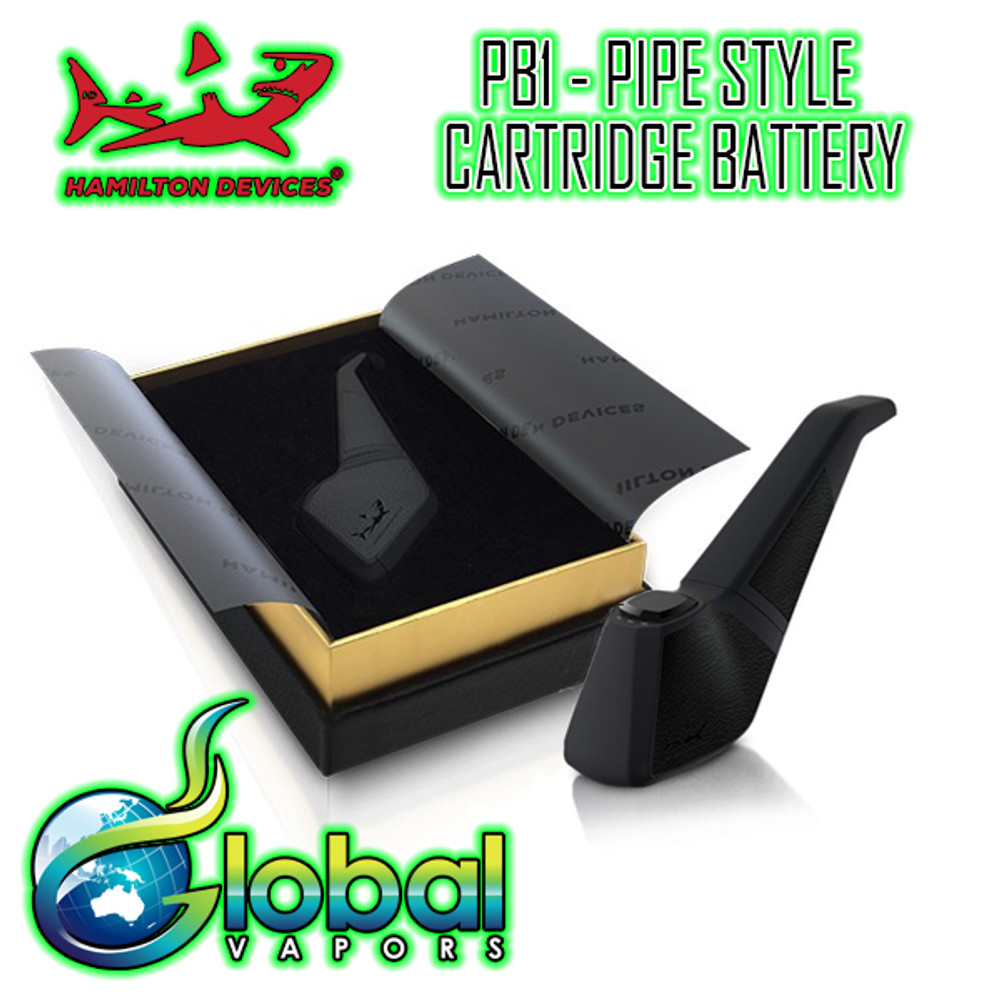 Hamilton Devices PB1 Pipe Style Cartridge Battery