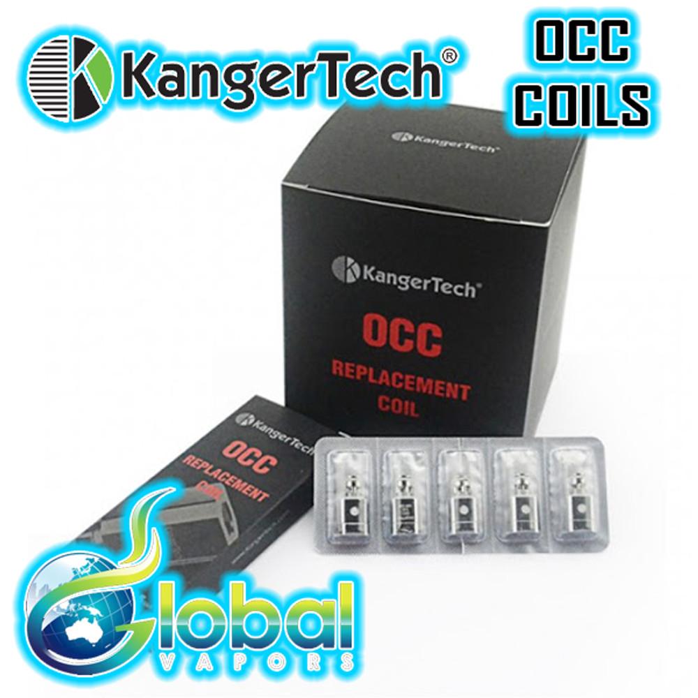 Kanger OCC Replacement Coils - 5pk