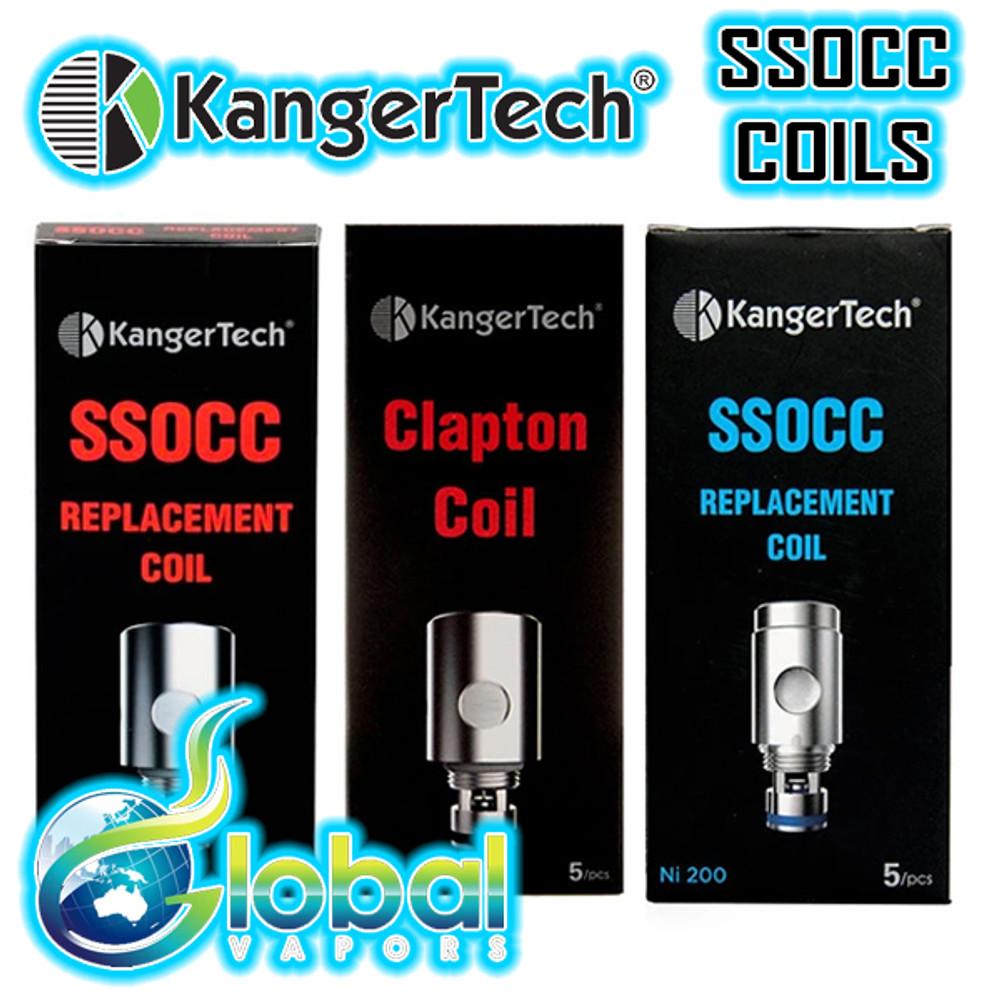 Kanger SSOCC Replacement Coils - 5pk
