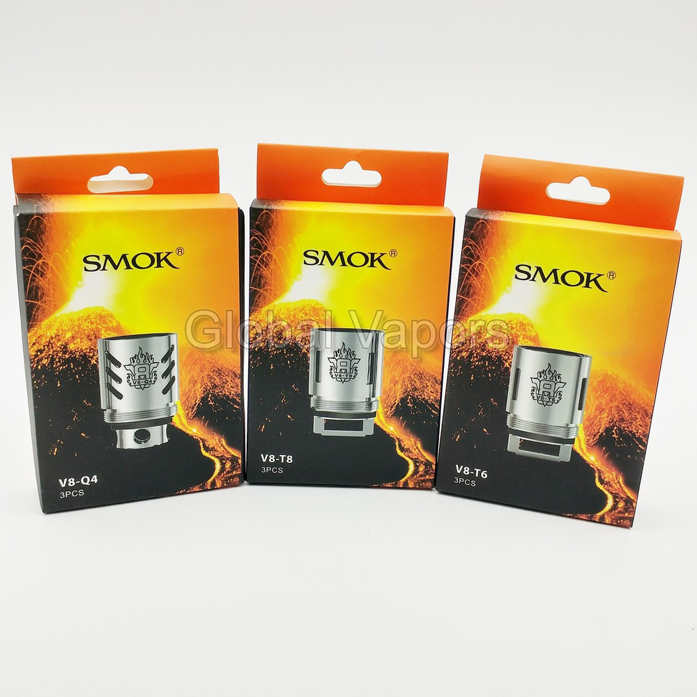 Smok TFV8 Cloud Beast Replacement Coils (3pack)