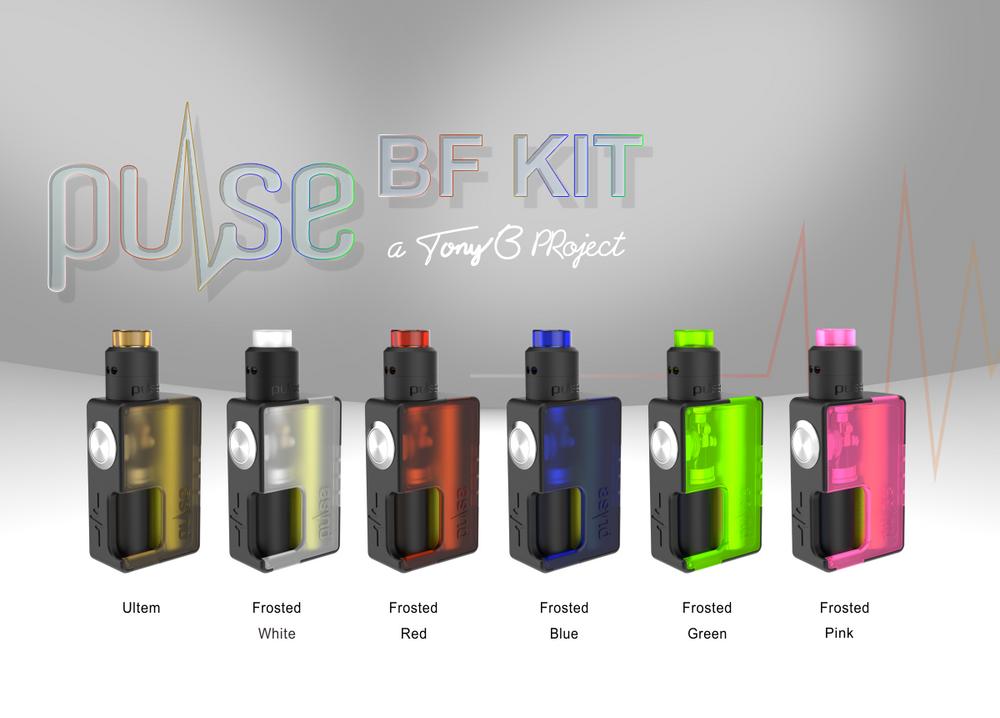 Pulse BF Squonk Kit by Vandy Vapes